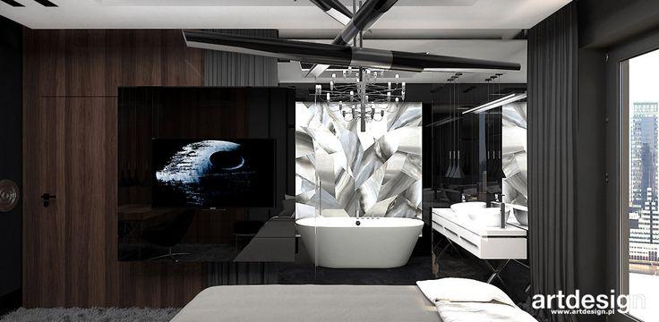 CRY FOR THE MOON | Luksusowa sypialnia z łazienką