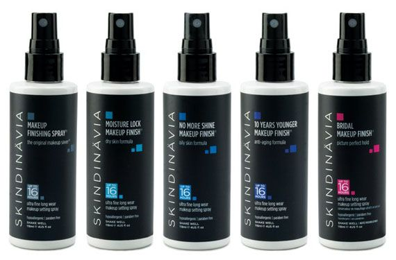 skindinavia setting sprays!