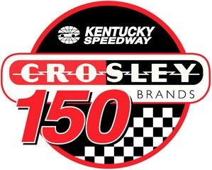 The ARCA Racing Series Crosley Brands 150, from Kentucky Speedway