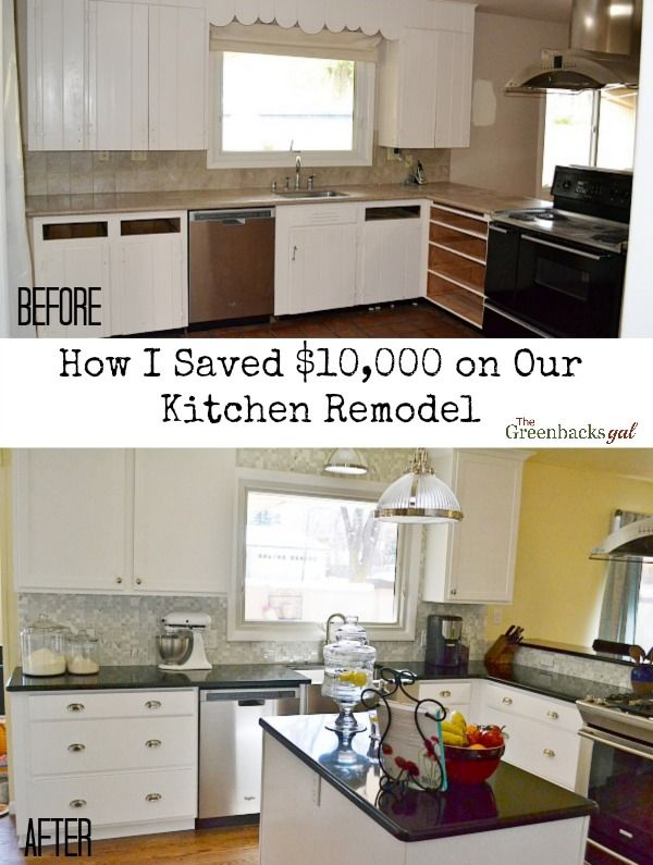superior 10 000 Kitchen Remodel #9: How I Saved $10,000 on Our Kitchen Remodel {And You Can Too!}