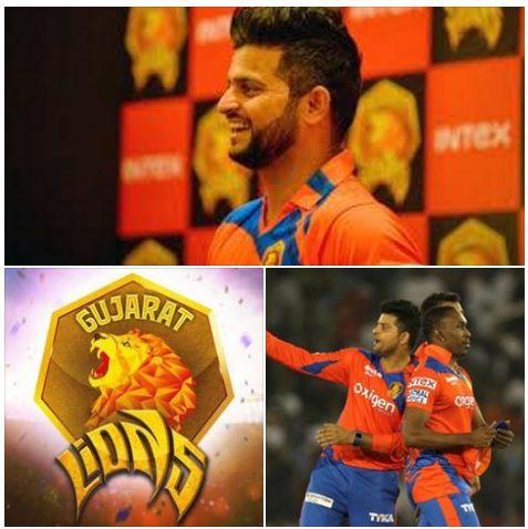 Congrats, Gujarat Lions! Captain Suresh Raina! Brilliant batting, #Raina(53-not out)!