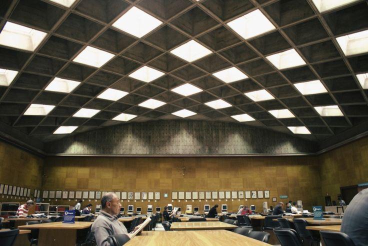 Biblioteca Luis Angel Arango - German Samper