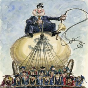 The College-Loan Scandal: Matt Taibbi on the Ripping Off of Young America   Politics News   Rolling Stone