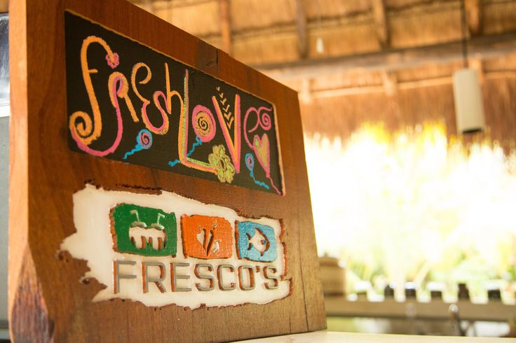 Welcome to Fresco's!!