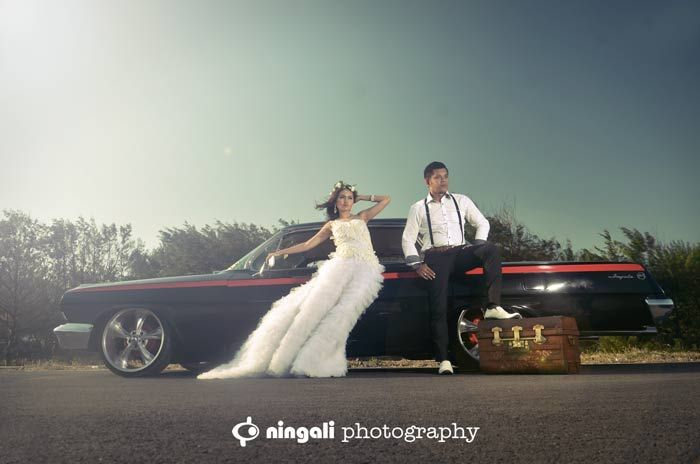 Prewedding #vintageprewedding #ningaliphotography