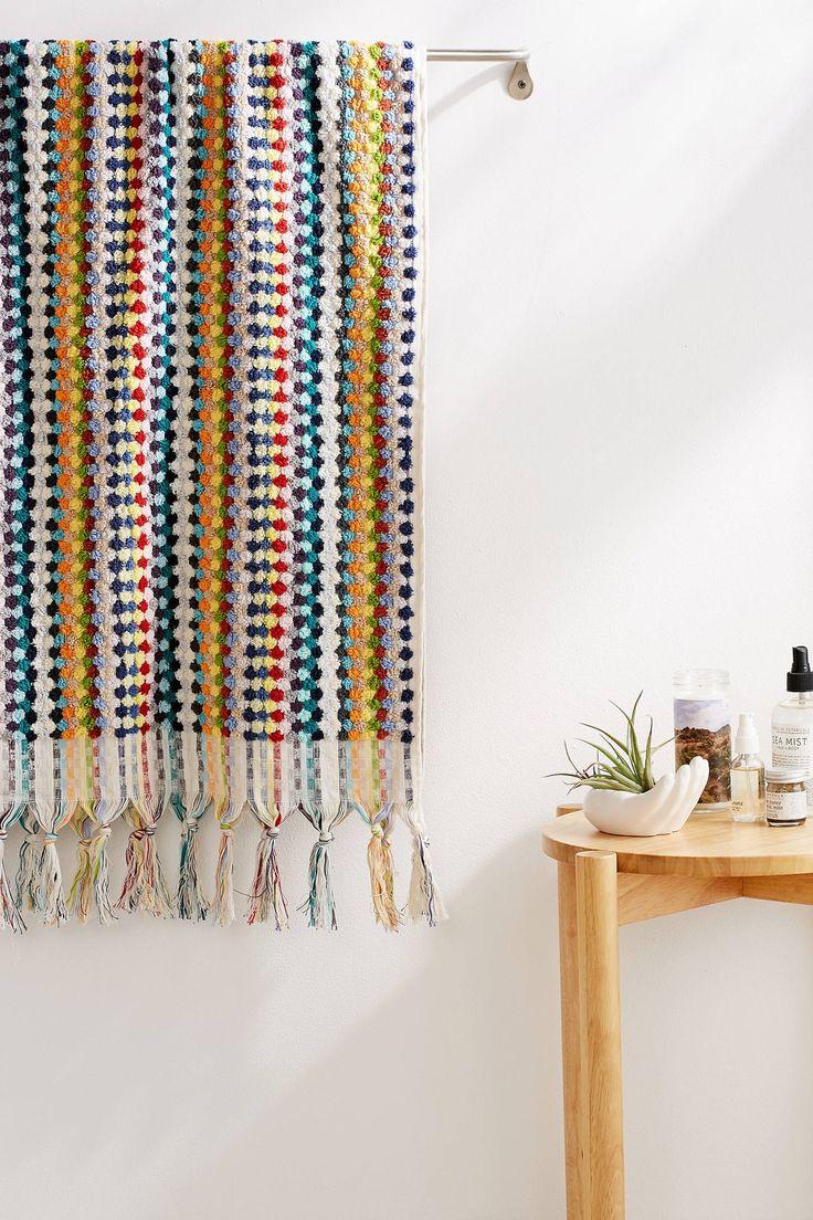 Rainbow bathroom accessories - Mayde Rainbow Turkish Towel Turkish Towelstiny Spacesbathroom Accessoriesapartment