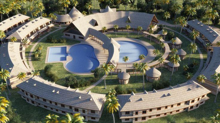Resort vacanze a Malindi, Kenya (Mario Scaffardi ▪ 2011)