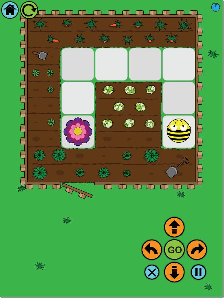 Bee-Bot App intro