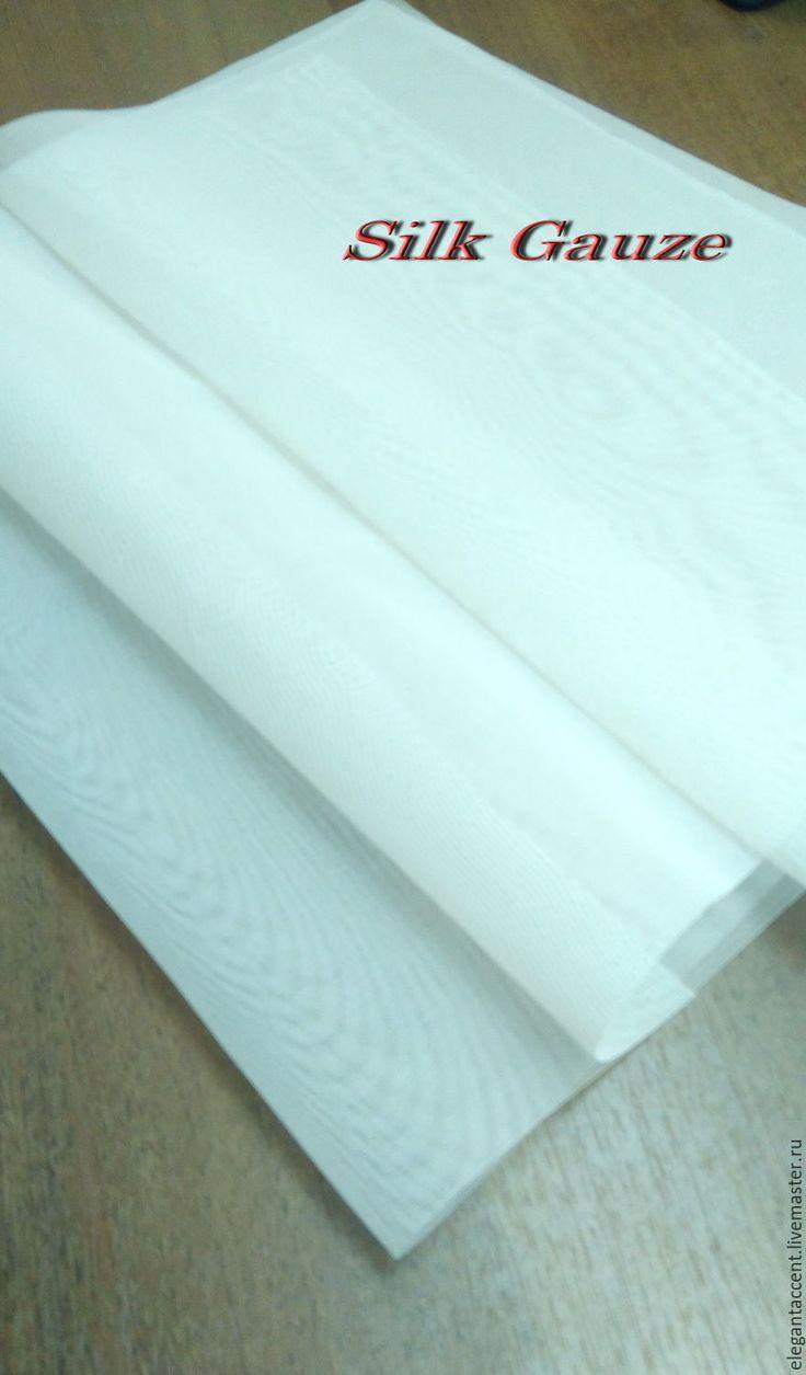 Купить Шелковая микроканва Silk Gauze Petit Point миниатюрная вышивка 48 ct - микроканва