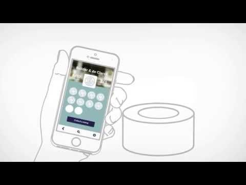 ▶ Stampwallet loyalty app - good ol' stampcards using ibeacons or QR codes - YouTube