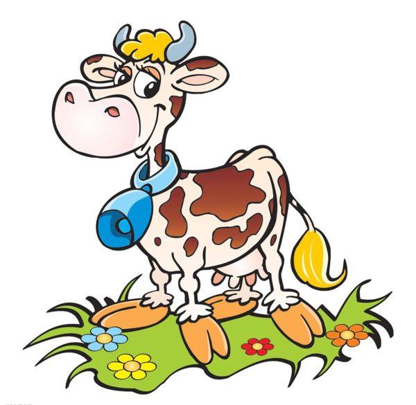 les 674 meilleures images du tableau illustrations vaches sur pinterest vaches dr les la. Black Bedroom Furniture Sets. Home Design Ideas