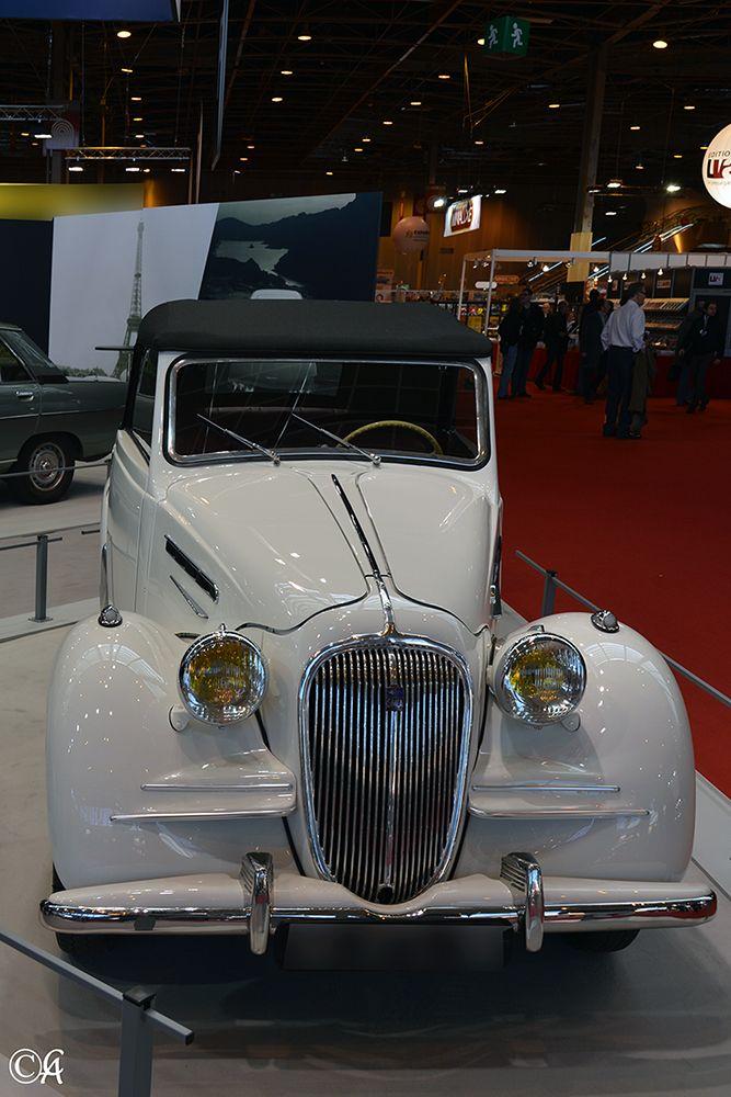 Alain Chantelat - Google+ Automobile  Simca 8  1200  cabriolet 1950