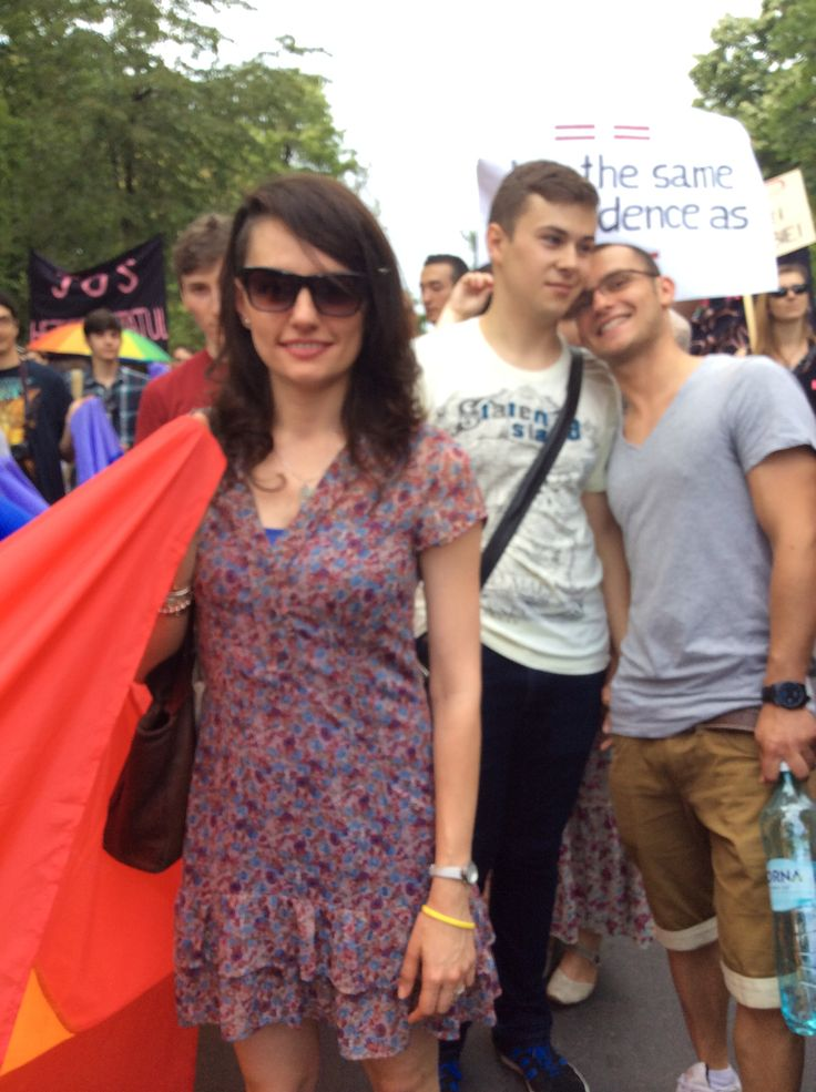 Bucharest pride 2014