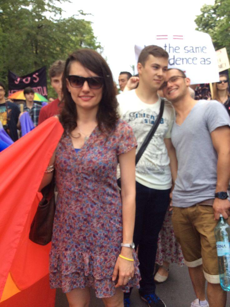 Bucharest pride 2014