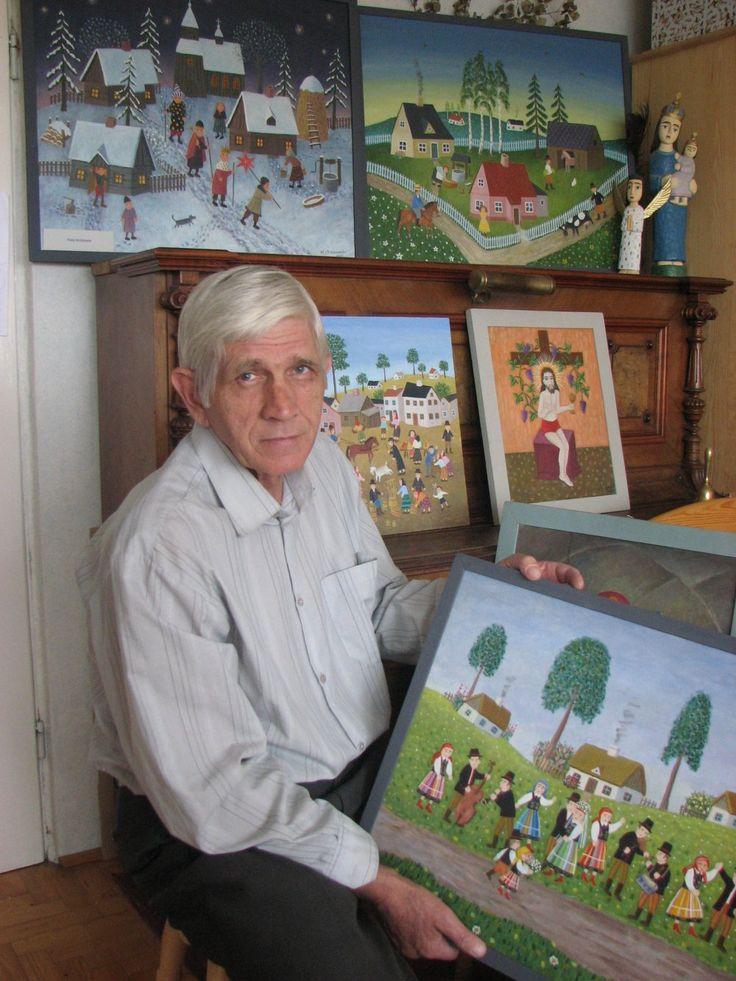 Wiktor Chrzanowski Wiktor Chrzanowski, laureat Nagrody im. Kolberga, 2010