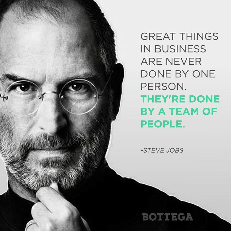 Great teams produce great work. We are all about building up successful teams that work closely together to produce great work. We believe that part of Bottega's success comes from the great collaborative atmosphere that we have. #teamwork #teams #school #leaderintech #stevejobs #tech #innovator #apple #mac #dev #development #webdevelopment #coding #ruby #vim #worldcode #lehi #utah #teaching #bottega #learntocode #softwaredeveloper #bottega #insirationalquotes #quotes #technology
