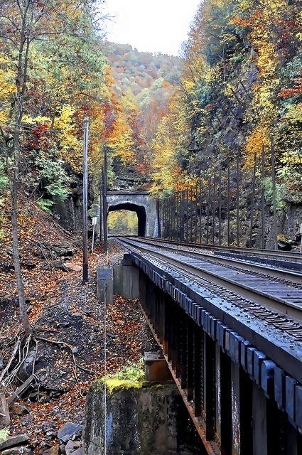 Big Four, McDowell County, West Virginia  http://www.wvyourway.com/west_virginia/tourism.aspx