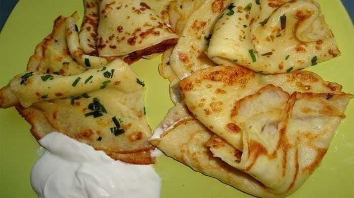 Тонкие картофельные блины - очень нежные блинчики, которые любят все: от старого до малого! Хороши и сами по себе, и с любым фаршем