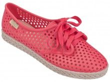 Zaxy růžové děrované tenisky California Kicks Tennis Pink - 1020 Kč