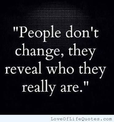 Image Result For People Dont Change Toxicity Quotes Life