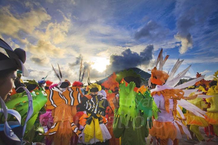 Cabaret on The Sea at Festival Teluk Jailolo
