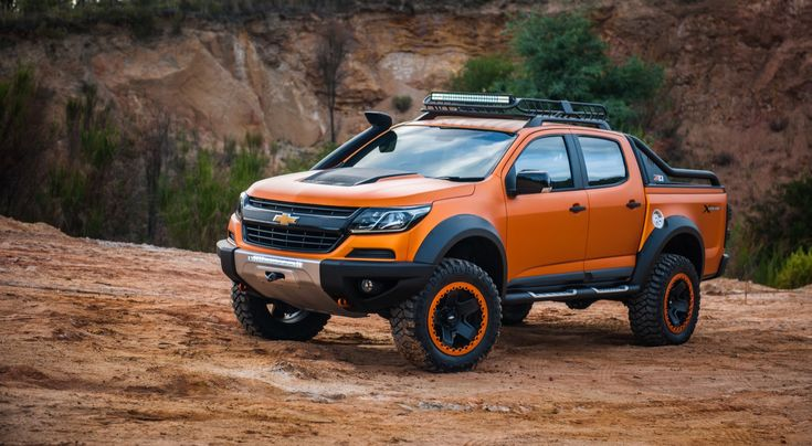 Chevrolet Colorado Xtreme Concept Revealed | GM Authority