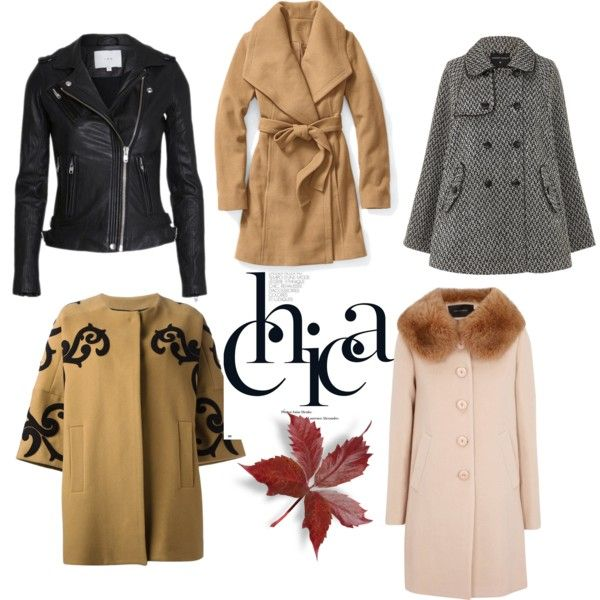 """Fab Coats"" by info-cliv on Polyvore"