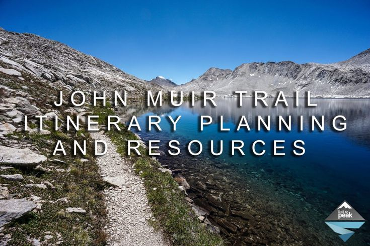 In this post I'll outline how to plan and prepare for your John Muir Trail itinerary to custom fit your needs and goals. I'll also share which resources I used to help plan my itinerary…