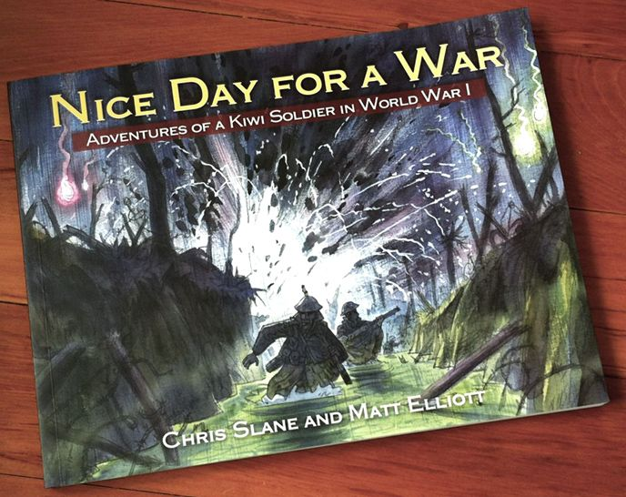ANZAC Day teaching resource book for children