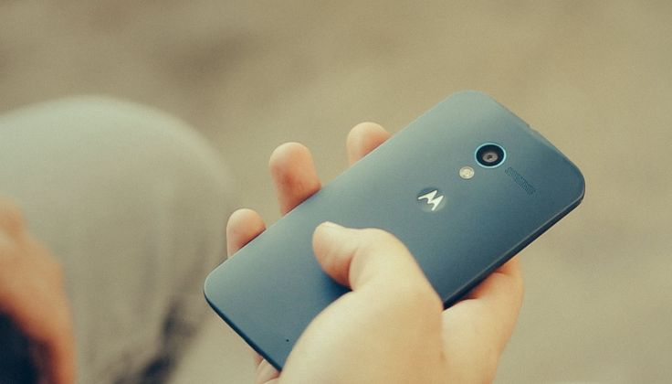 Google launches their new Motorola Moto X
