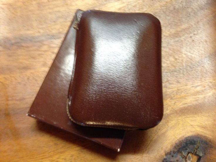 Vintage Buxton Leather Key Case  | eBay