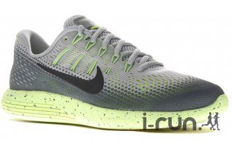 Nike Lunarglide 8 Shield W pas cher - Chaussures running femme running Route & chemin en promo