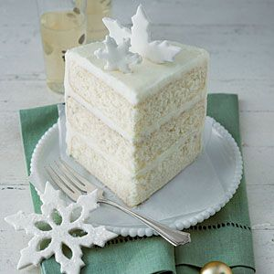 White Christmas cake! Best cake I have ever had. Southern Living Mrs.