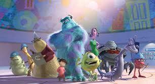 Monsters Inc Cast 2