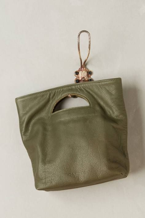 Zari Tote by Campos #anthrofave #anthropologie
