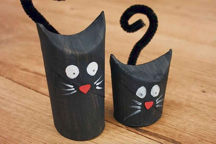 20 Creative Halloween Crafts for Kids of All Ages (16