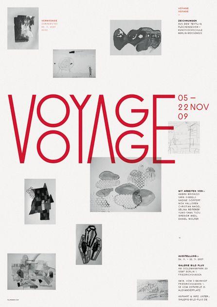 Voyage Voyage http://tillwiedeck.com/2009/11/voyage-voyage/