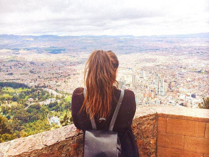 "1,225 Likes, 3 Comments - Andrea Soto (@magiquesoul) on Instagram: ""Bogotá desde Monserrate"""