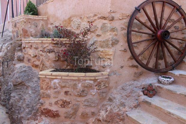 Casa Abascal para 12 personas en Cella