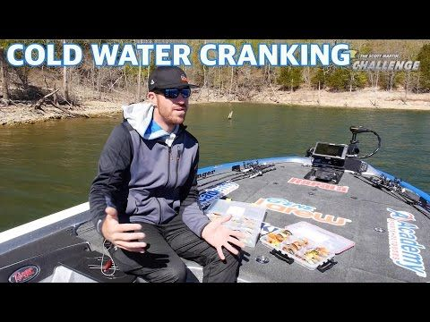 Catching Big Bass In Cold Water With Crankbaits Pro Fishing Tips Fishingo