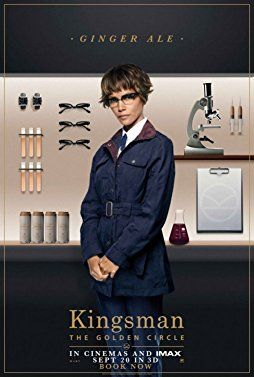 Halle Berry in Kingsman: The Golden Circle (2017)