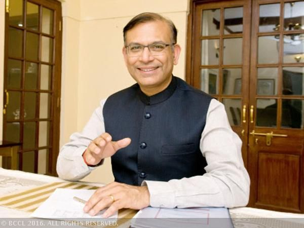 RBI and finance ministry working on solution to NPAs held by banks: Jayant Sinha - The Economic Times