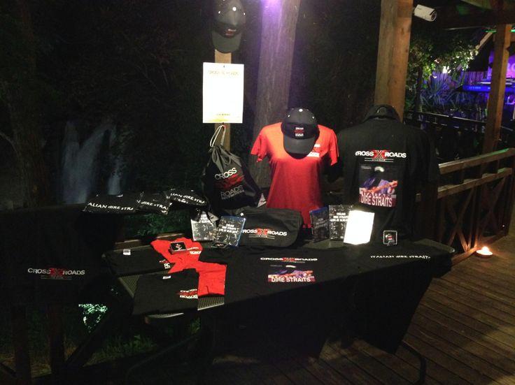 Il merchandising del CrossRoads, per i nostri clienti, oggetti esclusivi!