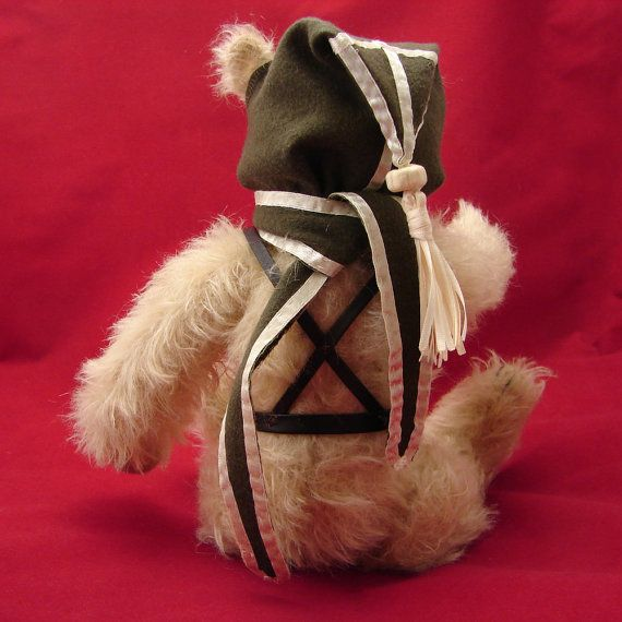 Old Fashion Teddy Bear NorthAck Russian Teddy от HandWorkDecor