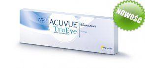 Soczewki kontaktowe TruEye 10 szt. - soczewki jednodniowe, sferyczne