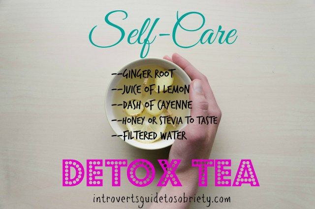 My favorite detox tea that absolutely cures what ails 'ya! I drink this when I have a cold (great for a sore throat or cough) or just need to feel warm and cozy. The cayenne also boosts your metabolism!