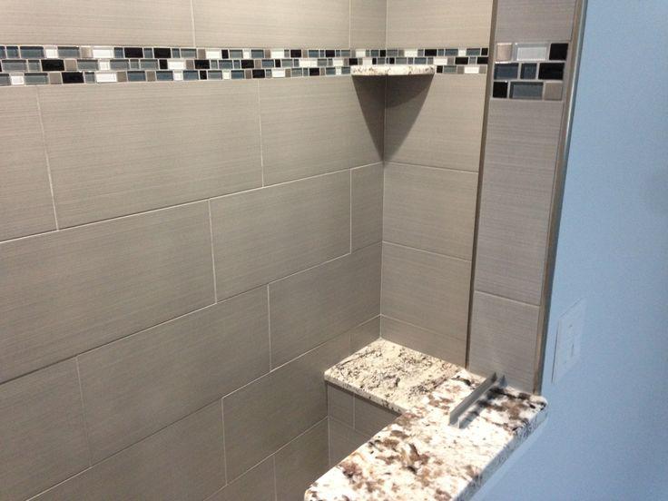 Walk In Shower Designs With Bench