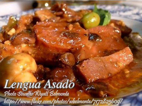 How To Cook Lengua Asado