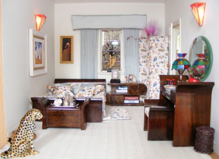High Quality An Art Deco Dolls House Made And Furnished By Artisans By Jazz   Dollsu0027  Houses
