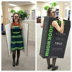 21 Literary Costumes For Hardcore Book-Lovers